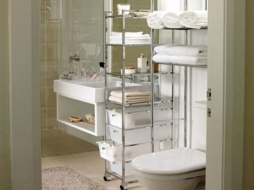 Marvelous Bathroom Storage Solutions Ideas To Copy Now06