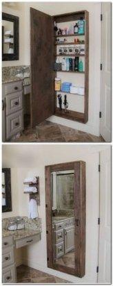 Marvelous Bathroom Storage Solutions Ideas To Copy Now17