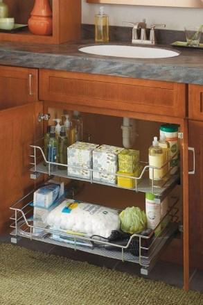 Marvelous Bathroom Storage Solutions Ideas To Copy Now25