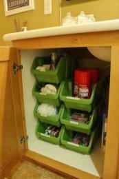 Marvelous Bathroom Storage Solutions Ideas To Copy Now27