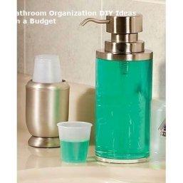 Marvelous Bathroom Storage Solutions Ideas To Copy Now40
