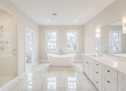 Marvelous Master Bathroom Ideas For Home15