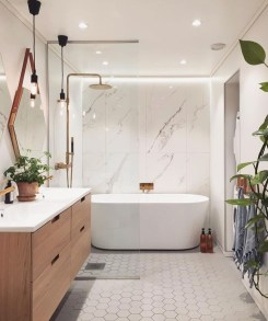 Marvelous Master Bathroom Ideas For Home27