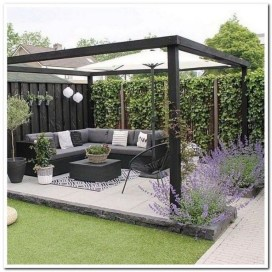 Modern Small Garden Design Ideas That Is Still Beautiful To See12
