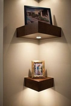 Newest Corner Shelves Design Ideas For Home Decor Looks Beautiful08