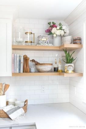 Newest Corner Shelves Design Ideas For Home Decor Looks Beautiful26