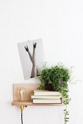 Newest Corner Shelves Design Ideas For Home Decor Looks Beautiful44