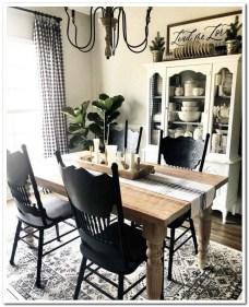 Outstanding Farmhouse Dining Room Design Ideas To Try13