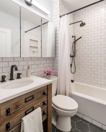 Rustic Bathroom Designs Ideas For Fall To Try08