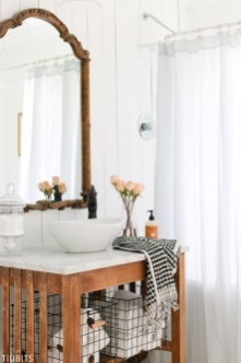 Rustic Bathroom Designs Ideas For Fall To Try28
