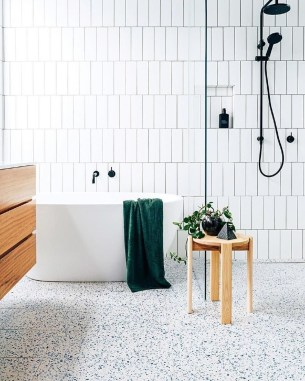 Rustic Bathroom Designs Ideas For Fall To Try38