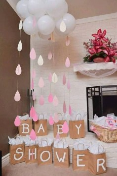 Stylish Baby Shower Ideas For Boys That Looks Elegant34