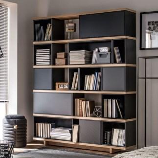 Trendy Bookshelf Designs Ideas Are Popular This Year06