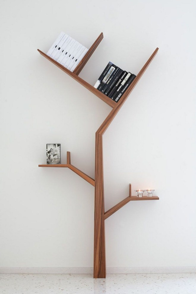 Trendy Bookshelf Designs Ideas Are Popular This Year39