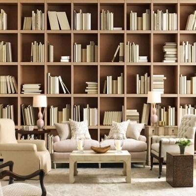Trendy Bookshelf Designs Ideas Are Popular This Year49