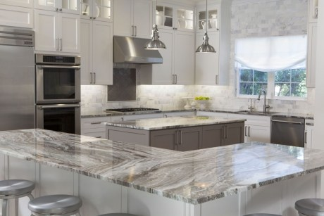 Admiring Granite Kitchen Countertops Ideas That You Shouldnt Miss22