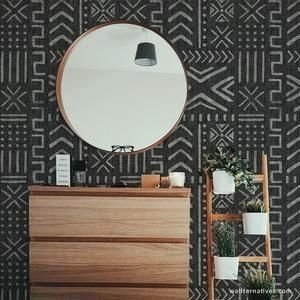 Adorable Pattern Design Ideas For Your Room36