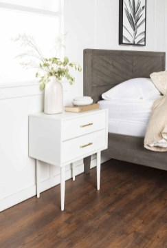 Alluring Nightstand Designs Ideas For Your Bedroom08