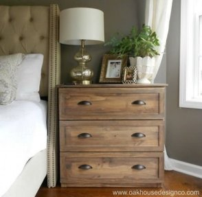 Alluring Nightstand Designs Ideas For Your Bedroom21