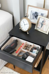 Alluring Nightstand Designs Ideas For Your Bedroom22