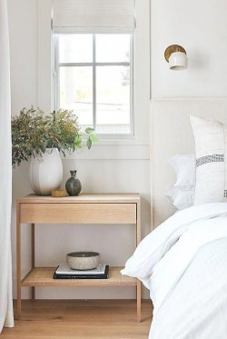 Alluring Nightstand Designs Ideas For Your Bedroom36