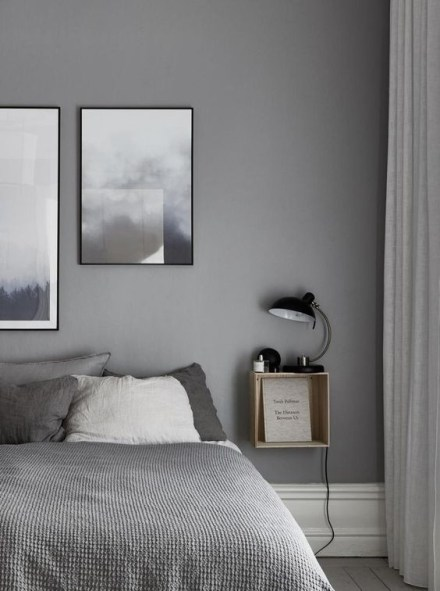 Alluring Nightstand Designs Ideas For Your Bedroom42
