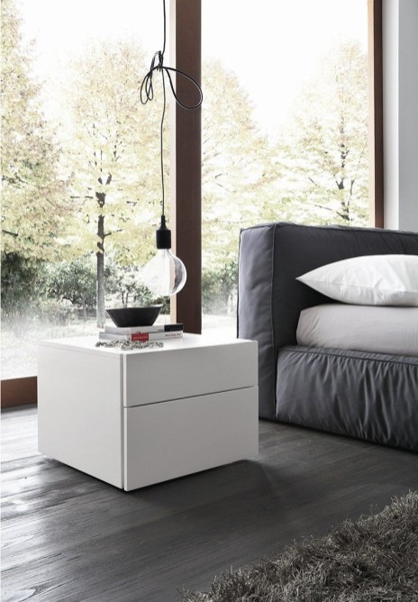 Alluring Nightstand Designs Ideas For Your Bedroom47