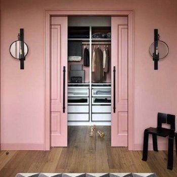 Best Minimalist Walk Closets Design Ideas For You26