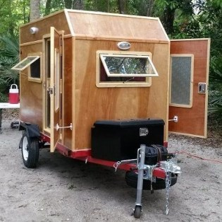 Best Tvan Camper Hybrid Trailer Gallery Ideas07