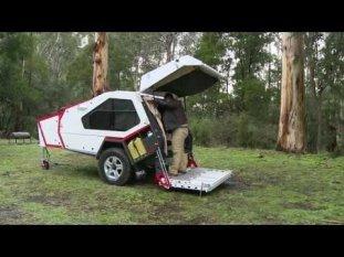 Best Tvan Camper Hybrid Trailer Gallery Ideas24