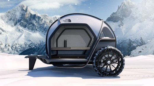 Best Tvan Camper Hybrid Trailer Gallery Ideas35