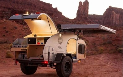 Best Tvan Camper Hybrid Trailer Gallery Ideas39