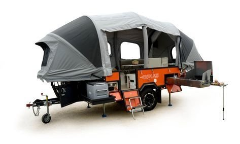 Best Tvan Camper Hybrid Trailer Gallery Ideas42
