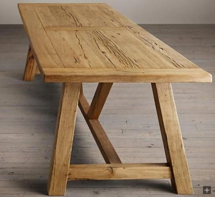 Charming Diy Wooden Dining Table Design Ideas For You06