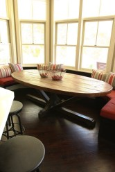 Charming Diy Wooden Dining Table Design Ideas For You37