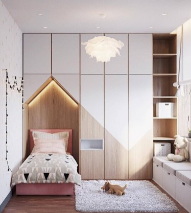 Cute Kids Bedroom Design Ideas To Try Now07