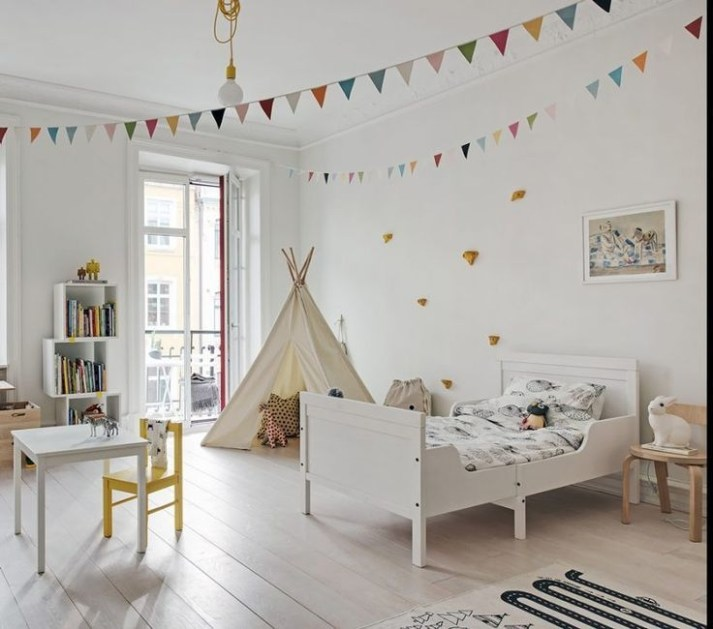 Cute Kids Bedroom Design Ideas To Try Now09