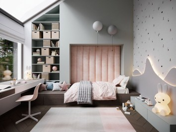 Cute Kids Bedroom Design Ideas To Try Now13