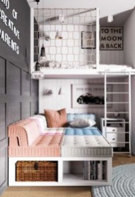 Cute Kids Bedroom Design Ideas To Try Now33