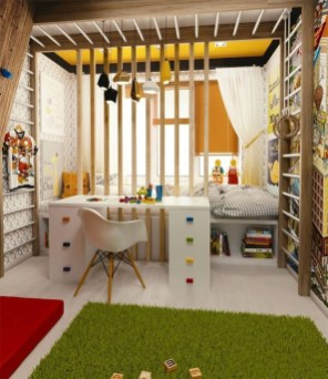 Cute Kids Bedroom Design Ideas To Try Now37