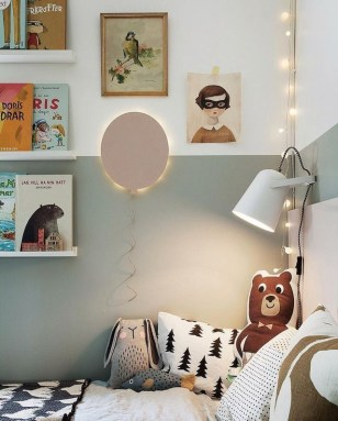 Cute Kids Bedroom Design Ideas To Try Now45