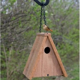 Elegant Bird House Ideas For Your Backyard Space17
