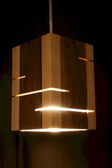 Enchanting Diy Wooden Lamp Designs Ideas To Spice Up Your Living Space10