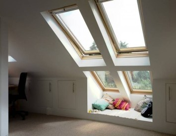 Fabulous Attic Design Ideas To Try This Year18