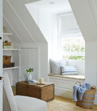 Fabulous Attic Design Ideas To Try This Year26