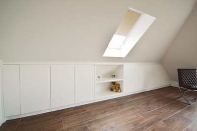 Fabulous Attic Design Ideas To Try This Year27