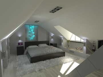 Fabulous Attic Design Ideas To Try This Year39