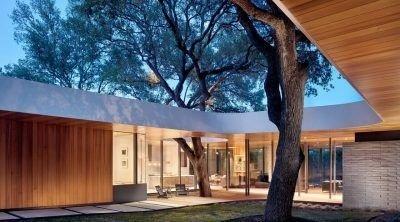 Gorgeous Natural Home Light Architecture Design Ideas08