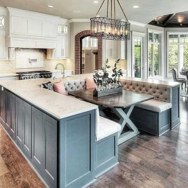 Modern Kitchen Island Designs Ideas That Will Impress You27