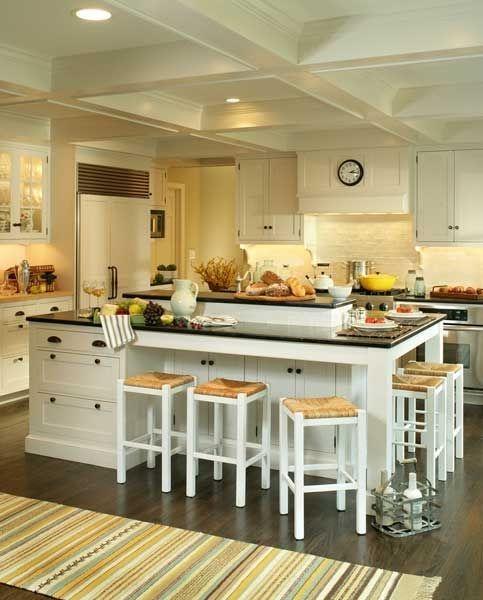 Modern Kitchen Island Designs Ideas That Will Impress You36